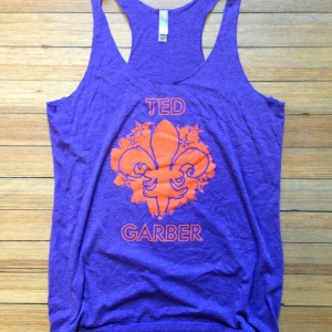 W Purple Rush tank